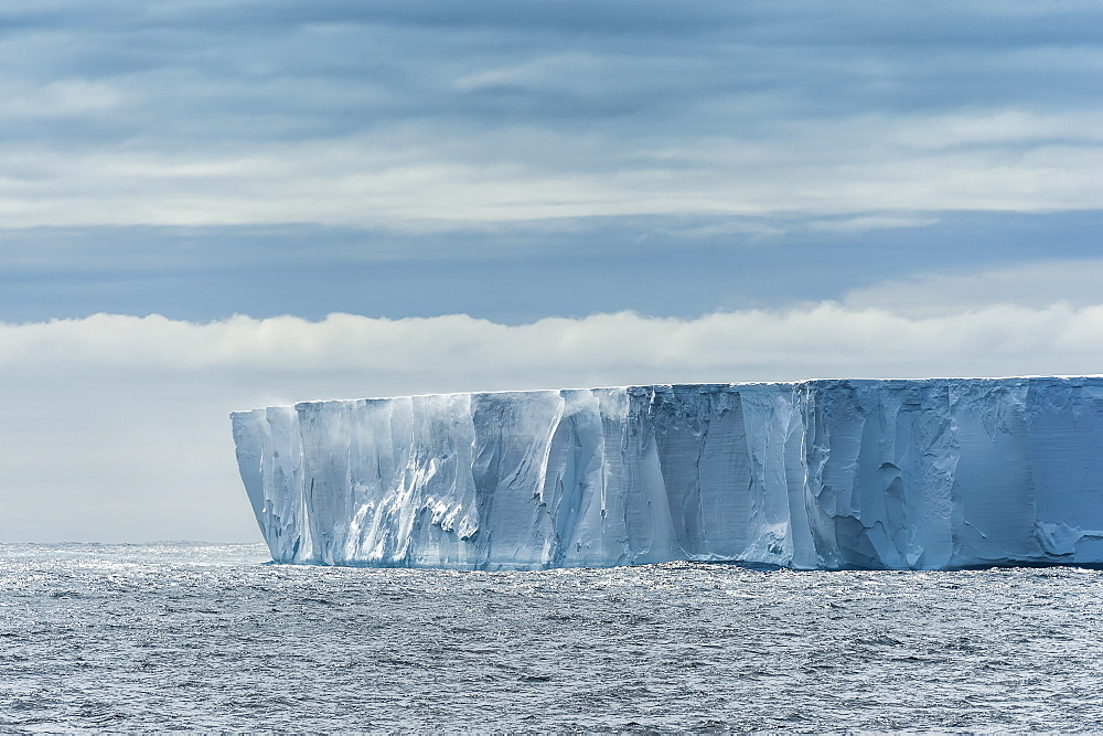 Tabular Iceberg, Antarctica