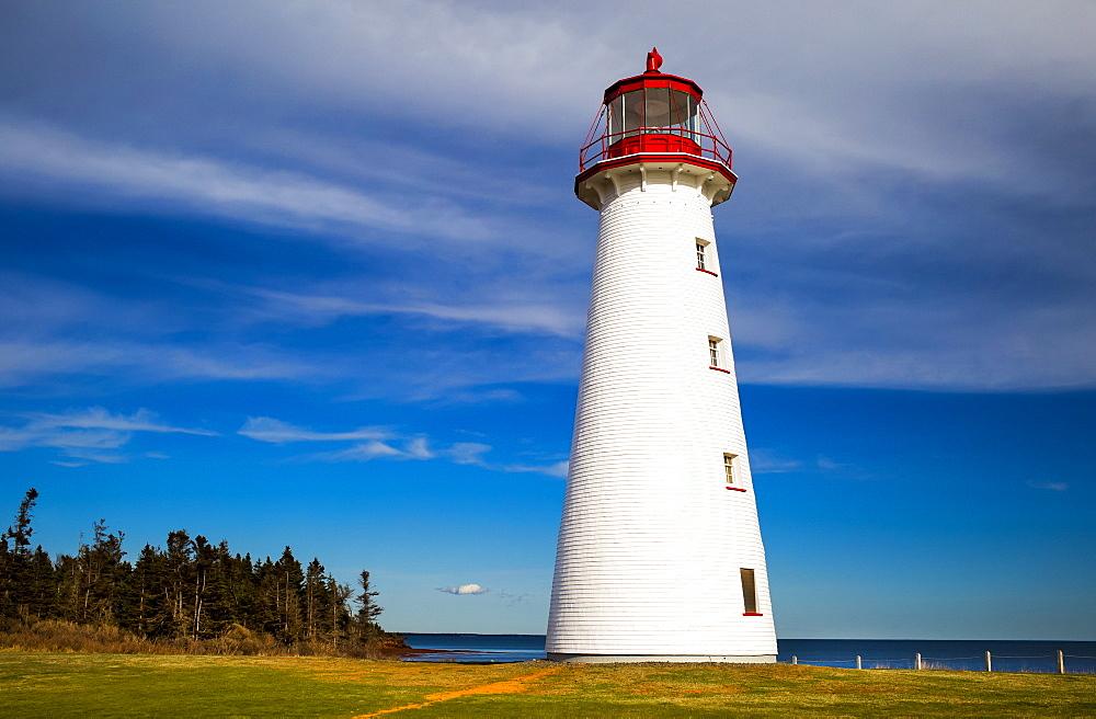 Point Prim Lighthouse, Prince Edward Island, Canada