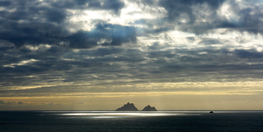 Skellig Islands, County Kerry, Ireland, Near Portmagee