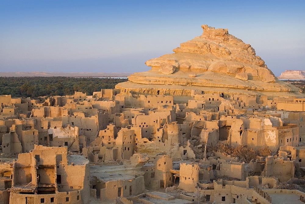 Fortress Of Shali, Siwa Town, Siwa Oasis, Egypt