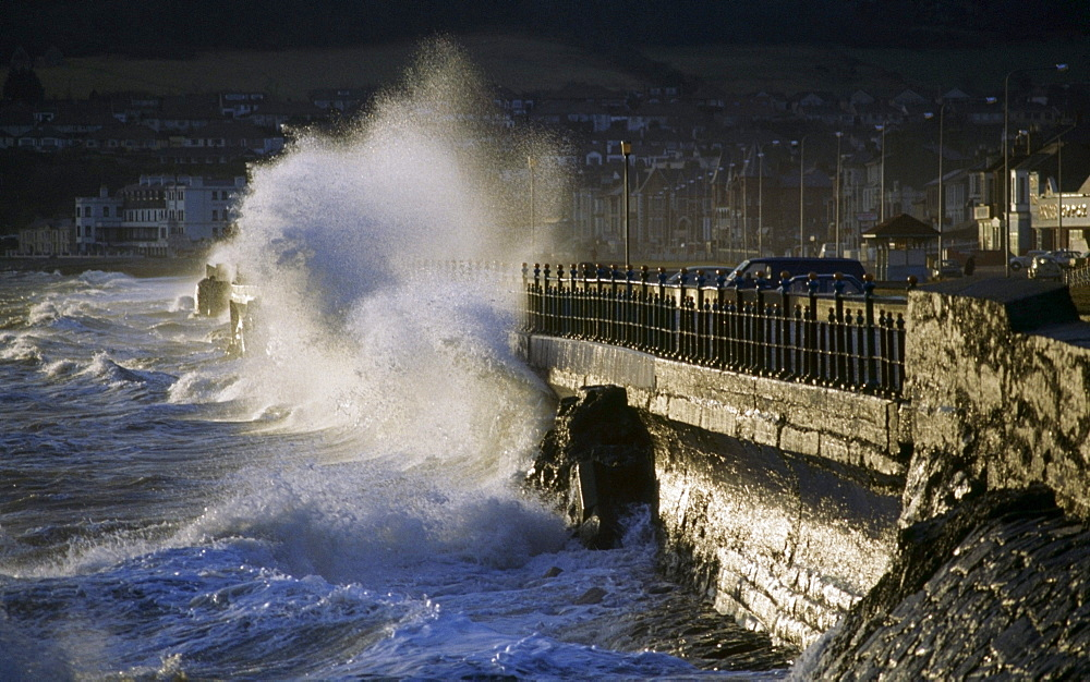 Bray Promenade; County Wicklow, Ireland