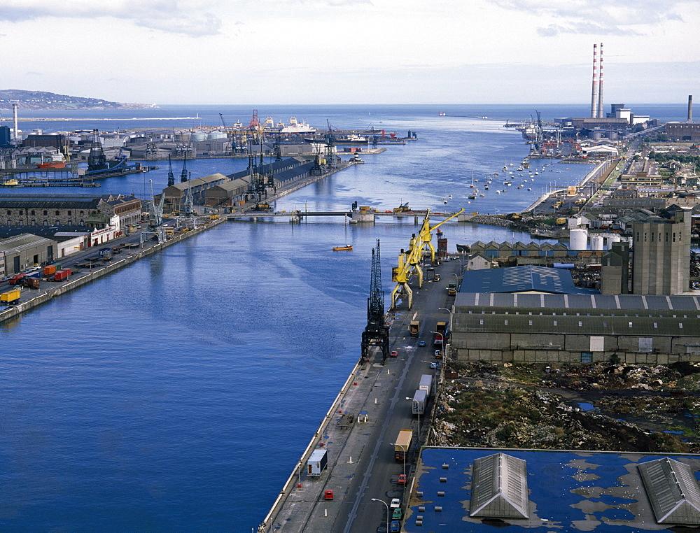 Docks; Dublin, County Dublin, Ireland