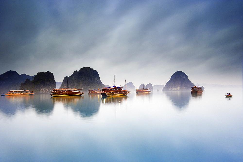 Halong Bay, Vietnam - 1116-704