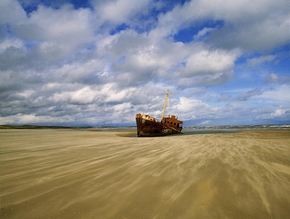 Baltray, County Louth, Ireland, Shipwreck