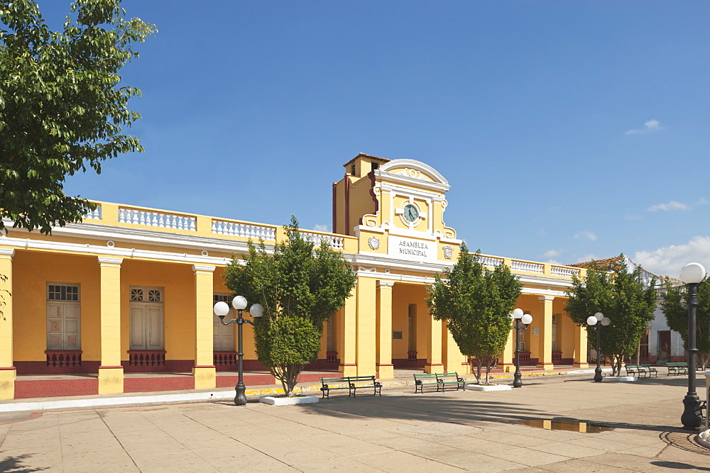 Municipal Assembly Building (Poder Popular Municipal); Trinidad, Cuba