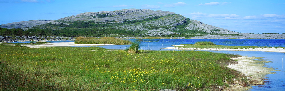 Mullaghmore, The Burren, Co Clare, Ireland