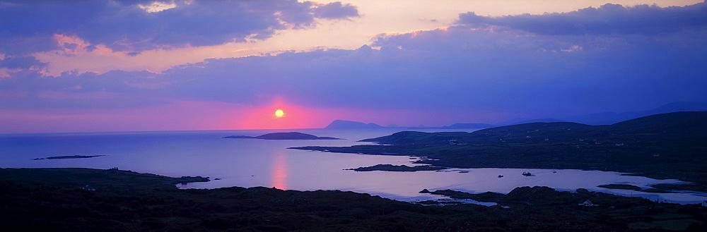 Kenmare Bay, County Kerry, Ireland
