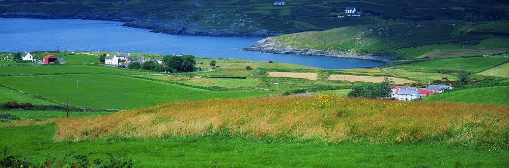 Co Cork, View From Toe Head Near Skibbereen, Ireland