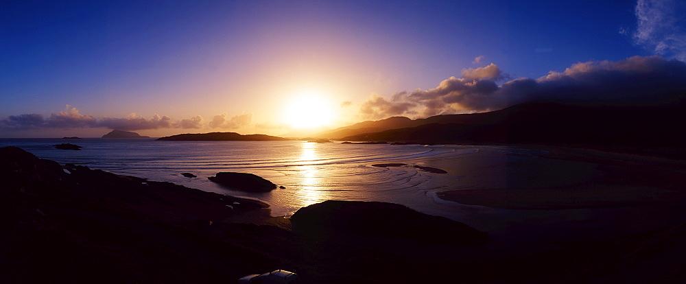Derrynane Bay, Ring Of Kerry, County Kerry, Ireland