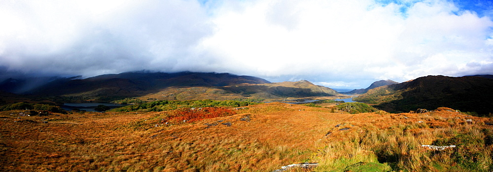 Ladies View, Killarney National Park, Ring Of Kerry, County Kerry, Ireland