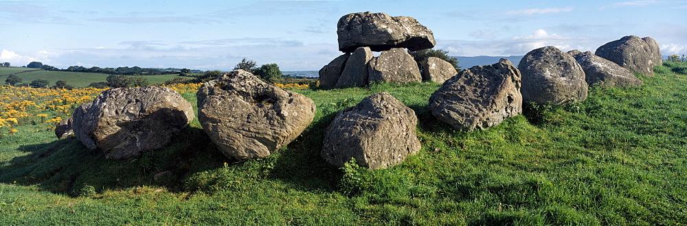 Carrowmore Stone Circle; County Sligo, Ireland