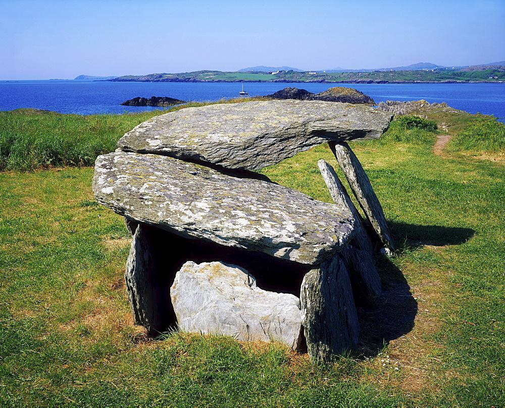 County Cork, Ireland, Wedge Tomb