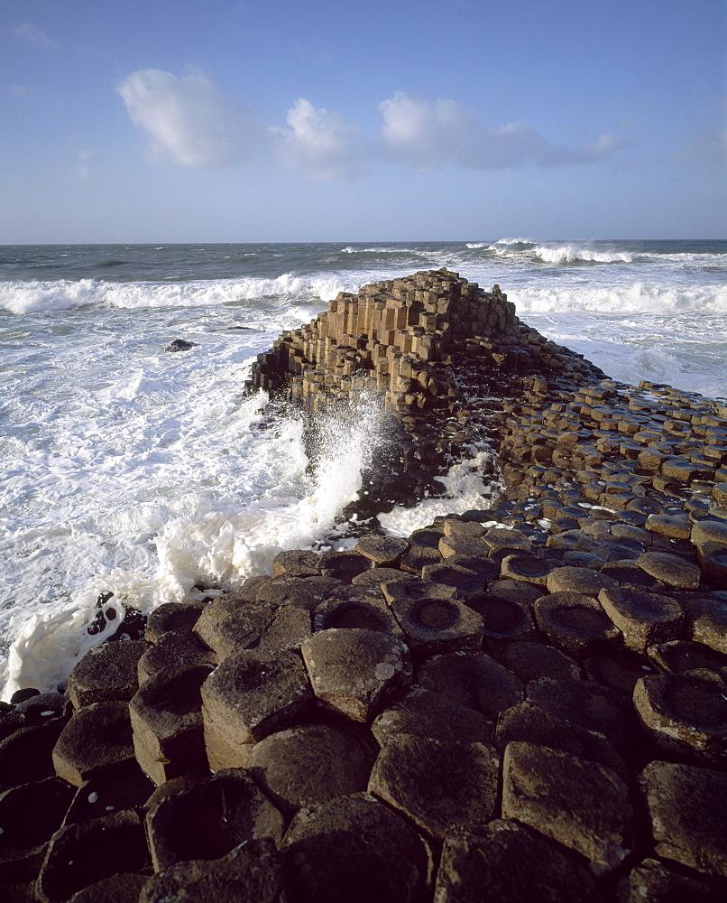 Co Antrim, The Giant's Causeway, Ireland