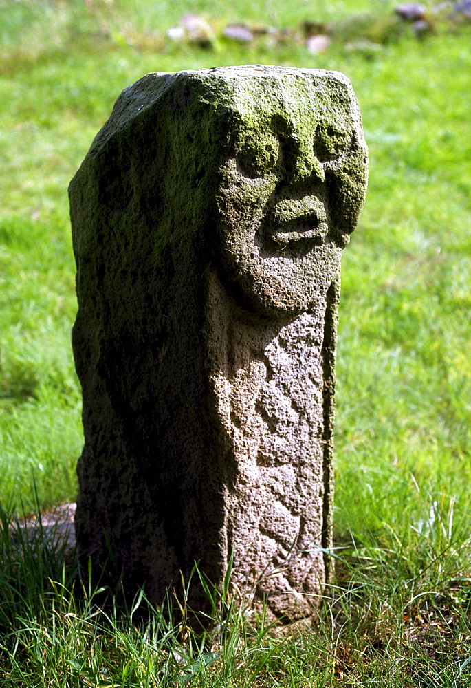 Celtic Archaeology, Bishop's Head, Killadeas, Co Fermanagh, Ireland