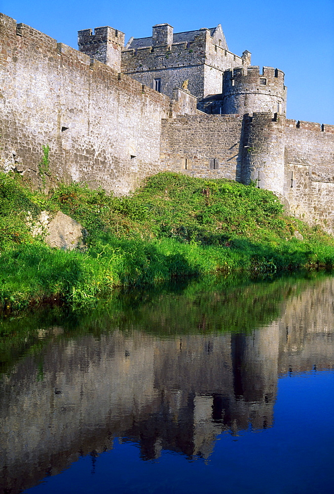 Cahir Castle, River Suir, County Tipperary, Ireland