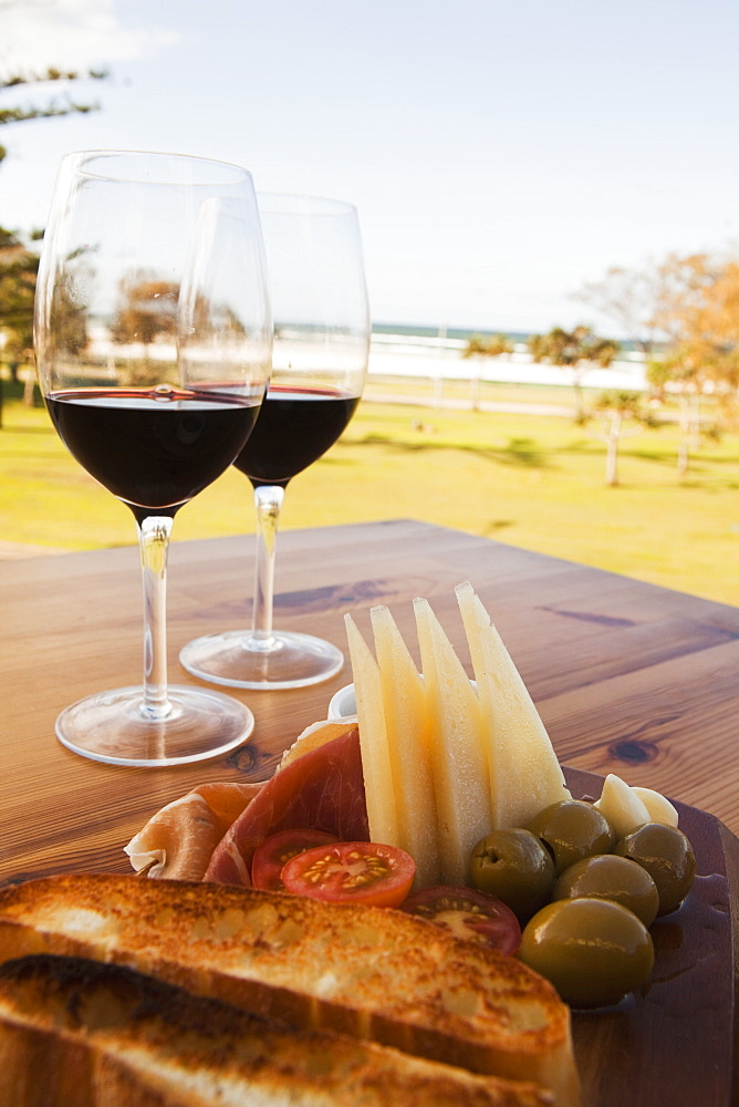 Spanish Tapas And Wine, Kirra Gold Coast, Queensland, Australia