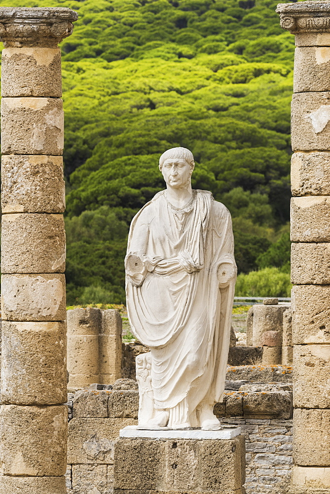 Roman Ruins, Bolonia, Tarifa, Cadiz, Andalusia, Spain