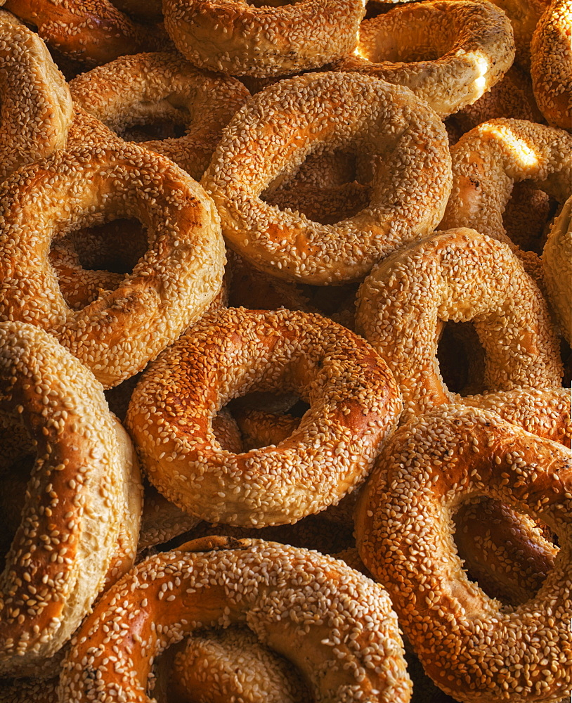 Montreal Style Bagels, Magog, Quebec, Canada