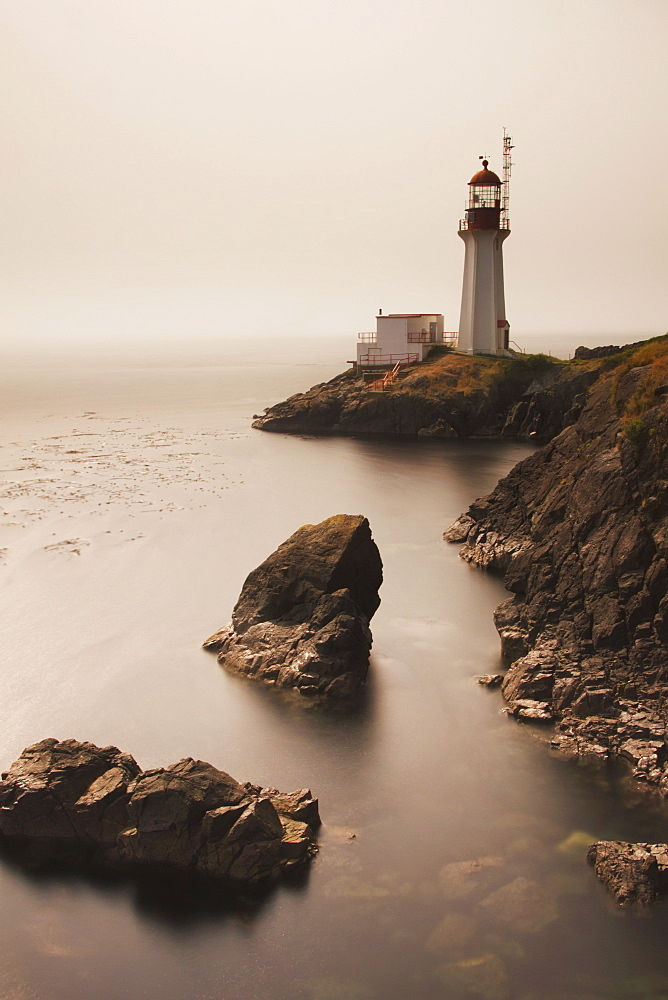 Lighthouse, British Columbia, Canada