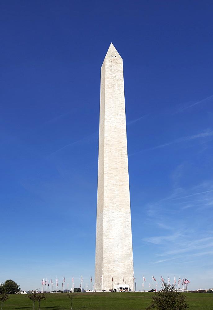 Washington Monument, Washington, District Of Columbia, United States Of America