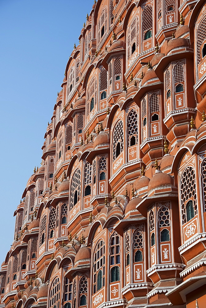 The Palace Of Winds, Jaipur, Rajasthan, India