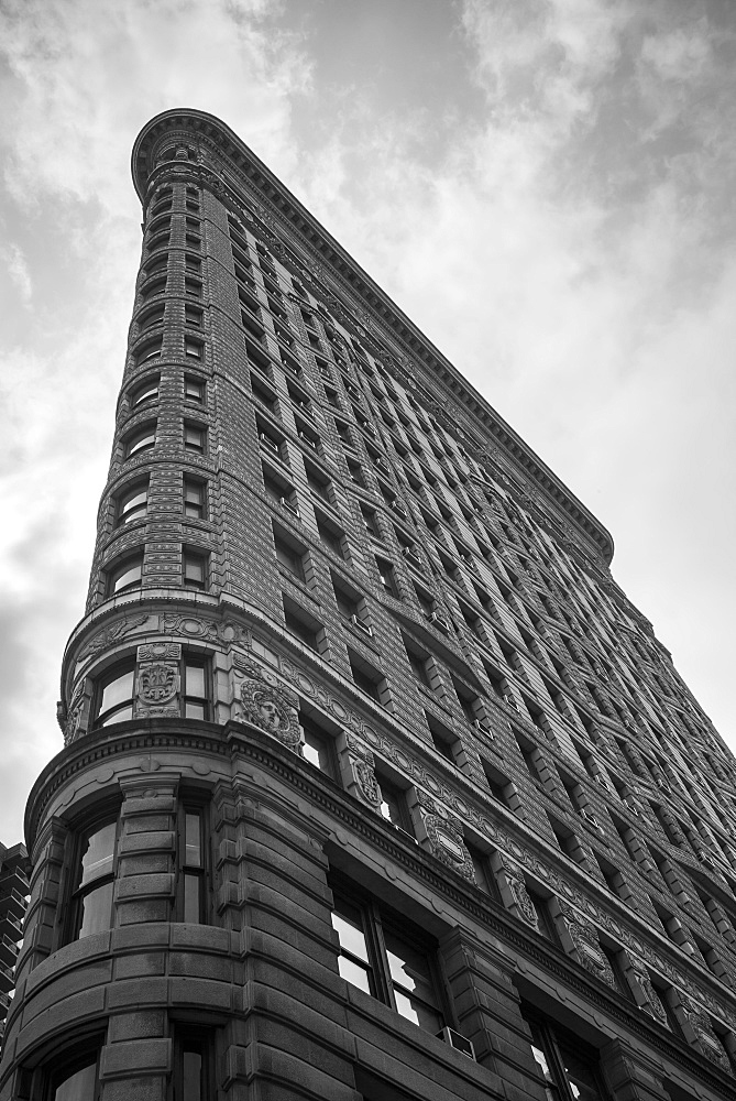 Flatiron Building, New York City, New York, United States Of America