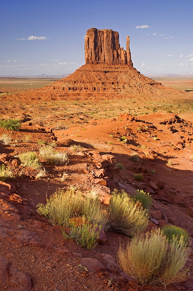 Monument Valley, Colorado Plateau, Arizona, Utah, Usa