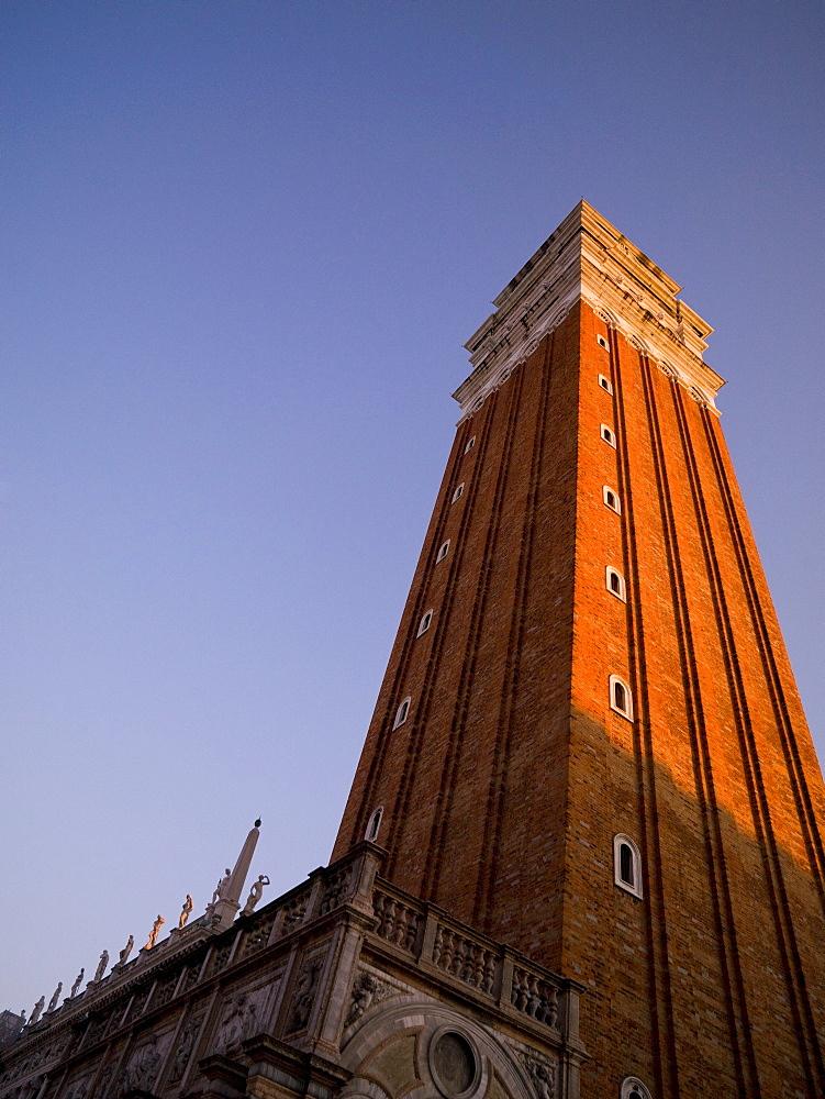 Venice, Italy; St. Mark's Campanile
