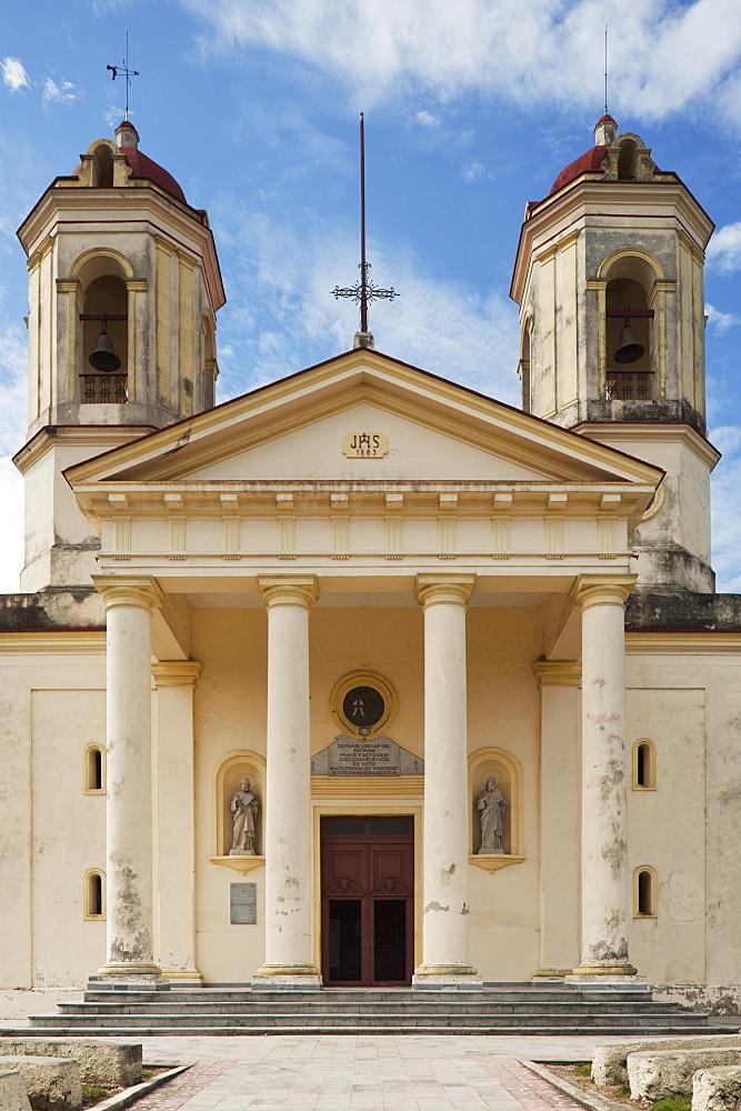 Catedral De San Rosendro In Pinar Del Rio; Vinales, Cuba