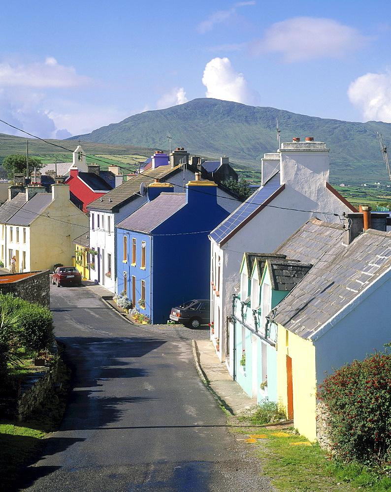 Eyeries In West Cork, Ireland
