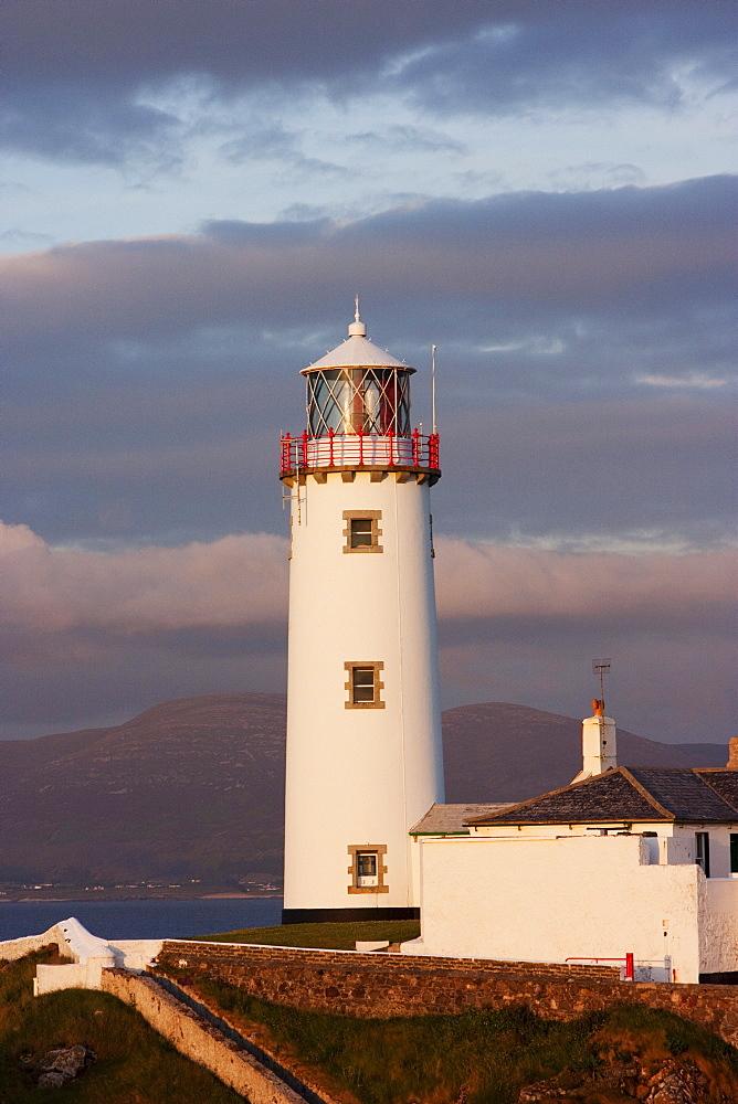 Fanad Head Lighthouse; Fanad Head, County Donegal, Ireland