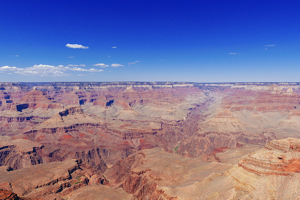 Grand Canyon National Park against clear sky