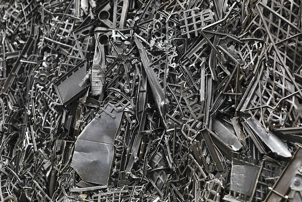 Recycled metal