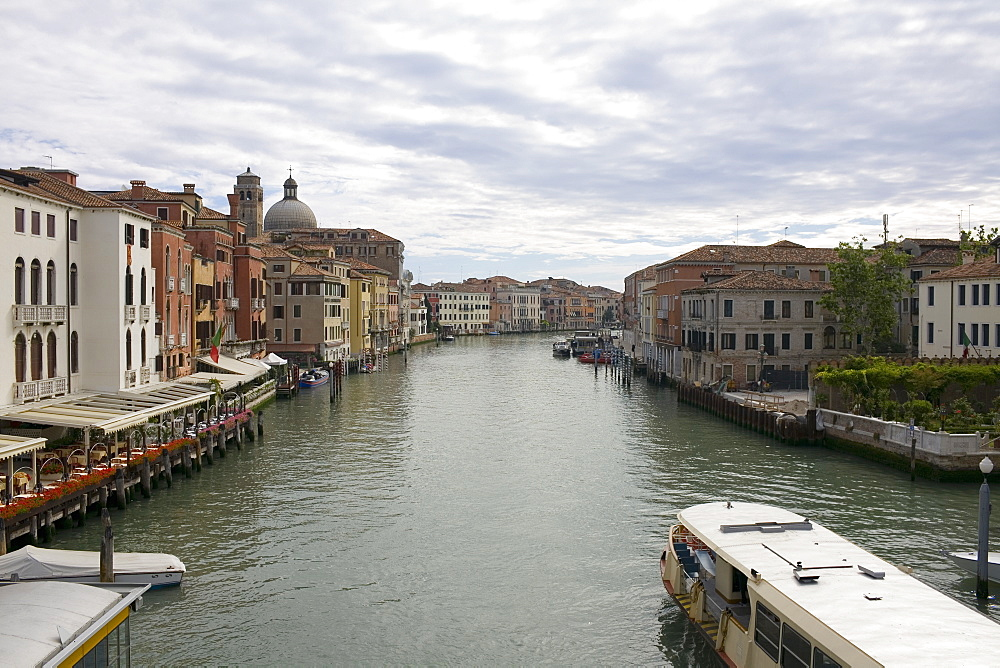 Buildings at the waterfront, Venice, Italy