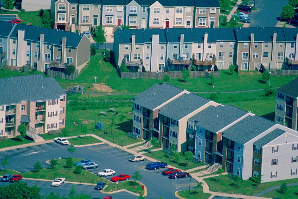 Washington, DC, housing subdivisions
