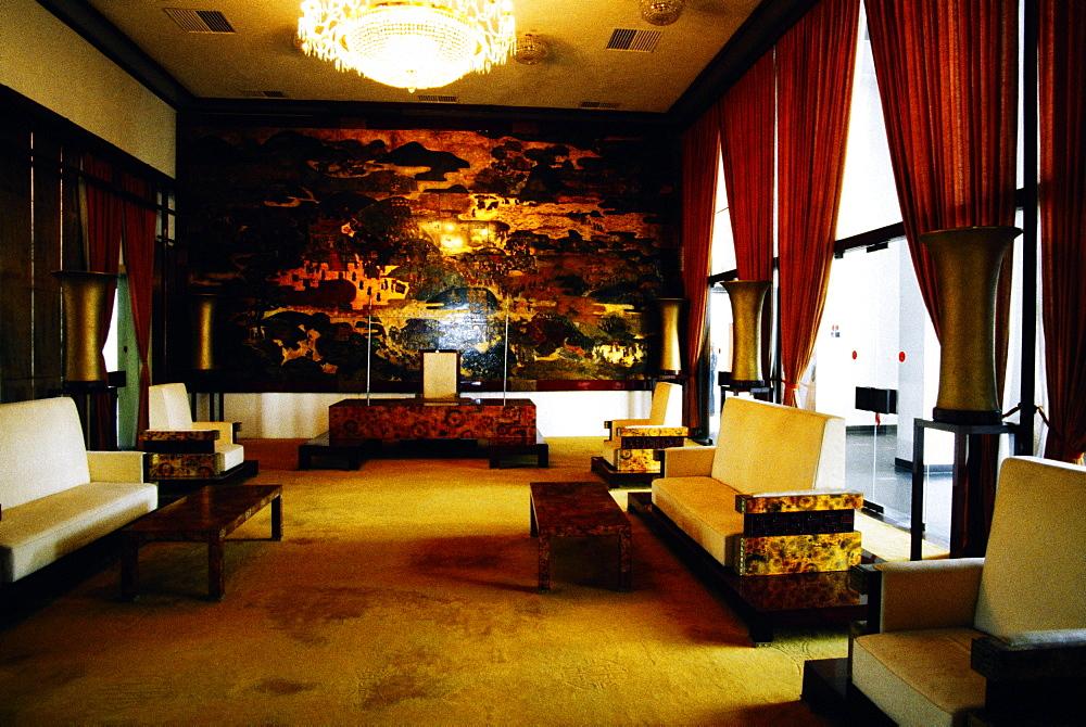 Reunification Palace, Ho Chi Minh City (formerly Saigon) Vietnam