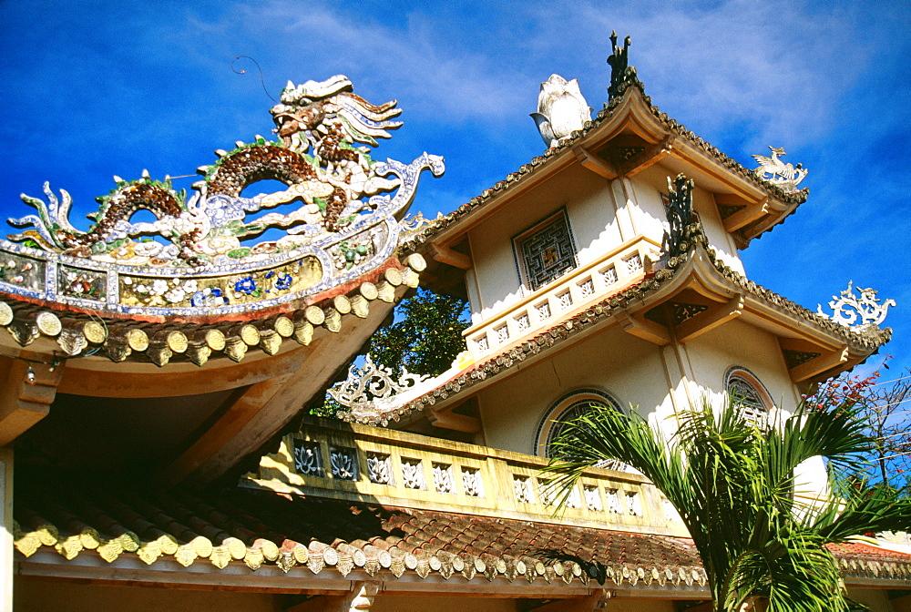 Long Song Temple, Nha Trang, Vietnam