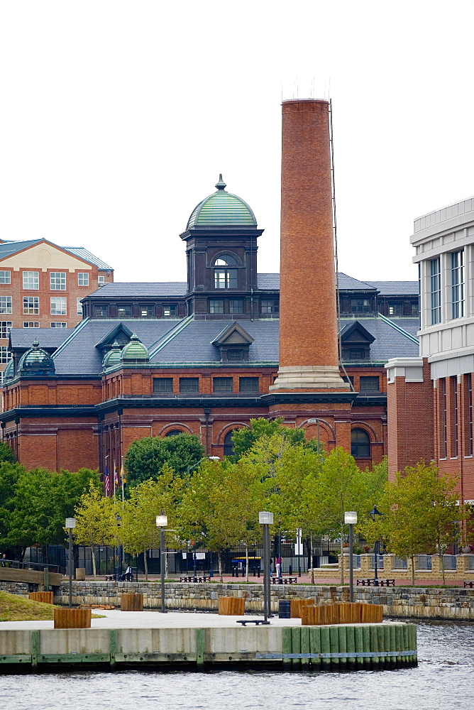 Buildings at the waterfront, Baltimore, Maryland, USA
