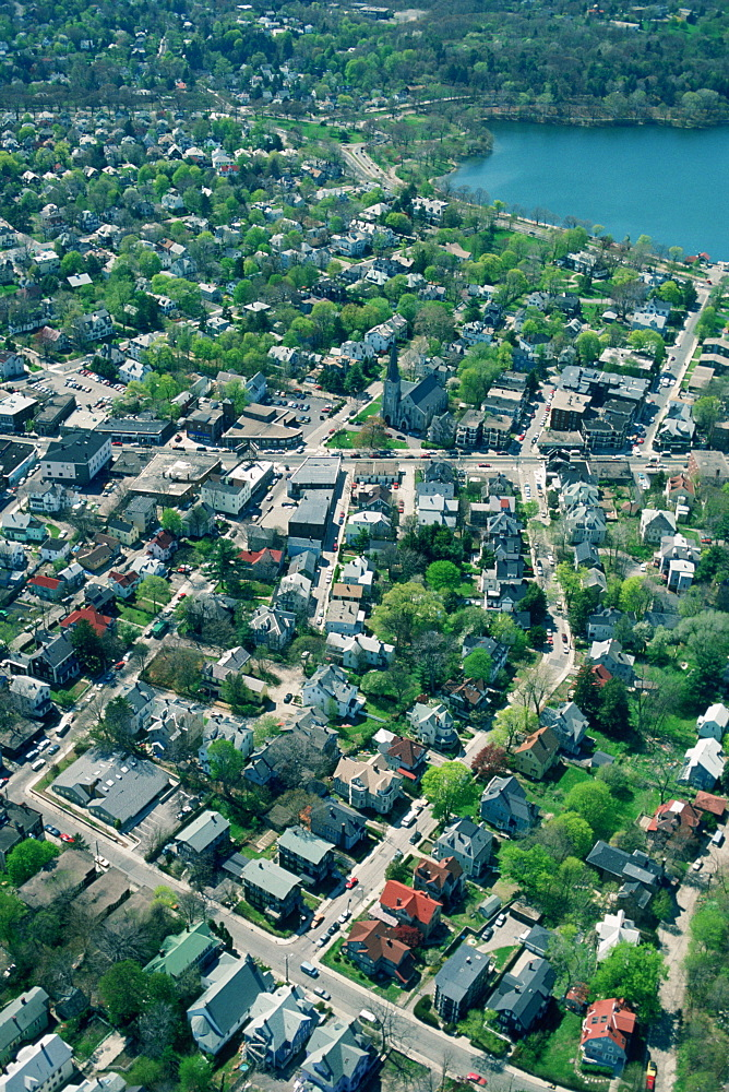 Housing subdivisions in Boston