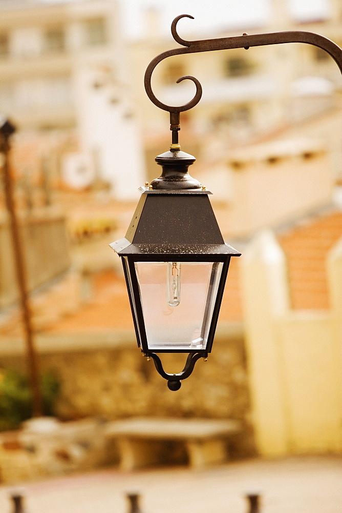 Close-up of a lantern, Cote d'Azur, Cannes, Provence-Alpes-Cote D'Azur, France