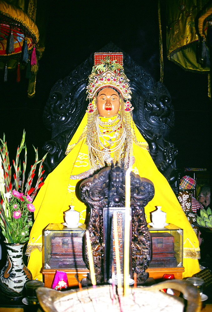 áDiety, Ponagar Cham Temple, Nha Trang, Vietnam