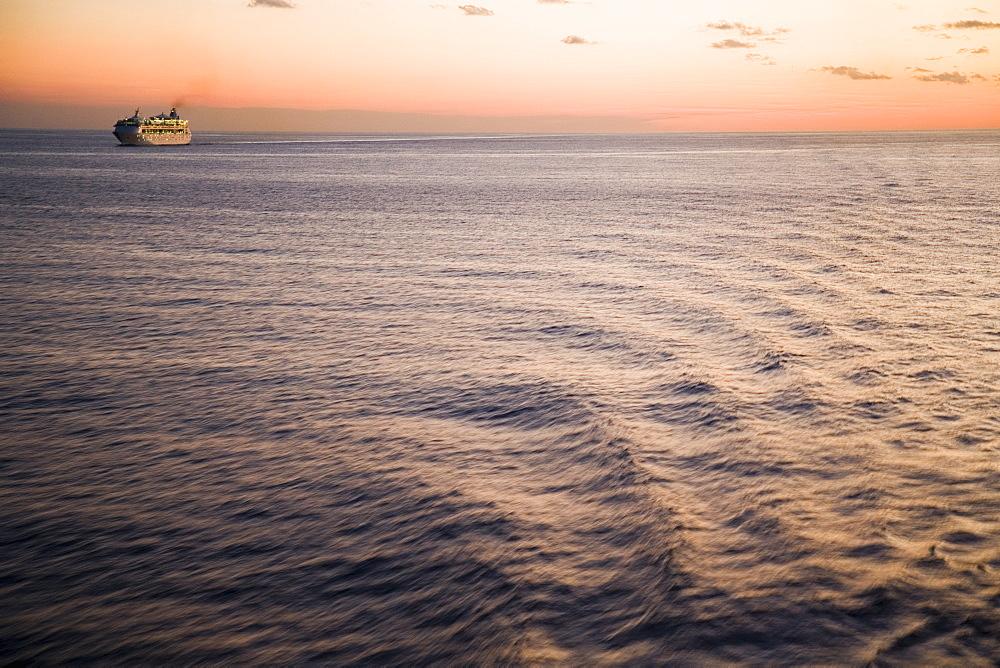 Cruise Ship, Caribbean