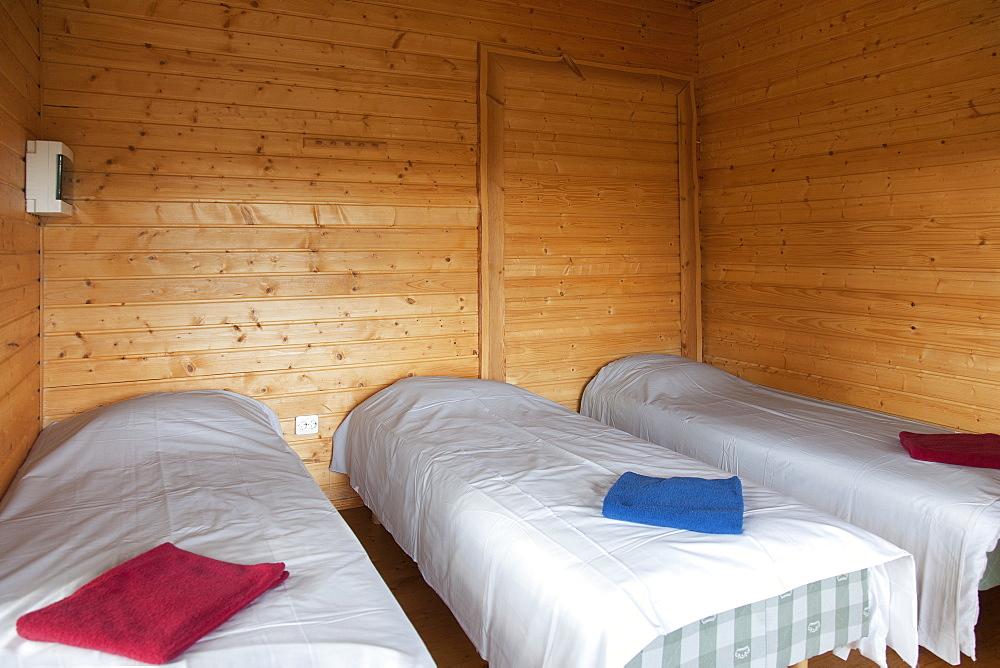 Beds at a Holiday Resort, Estonia