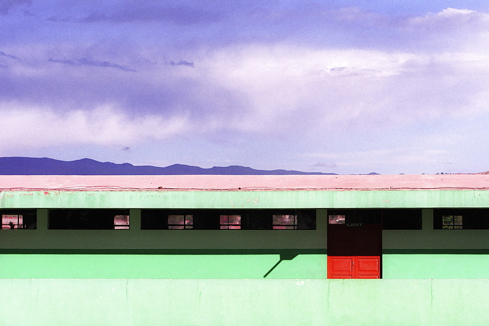 Green School Building, Ayacucho, Peru