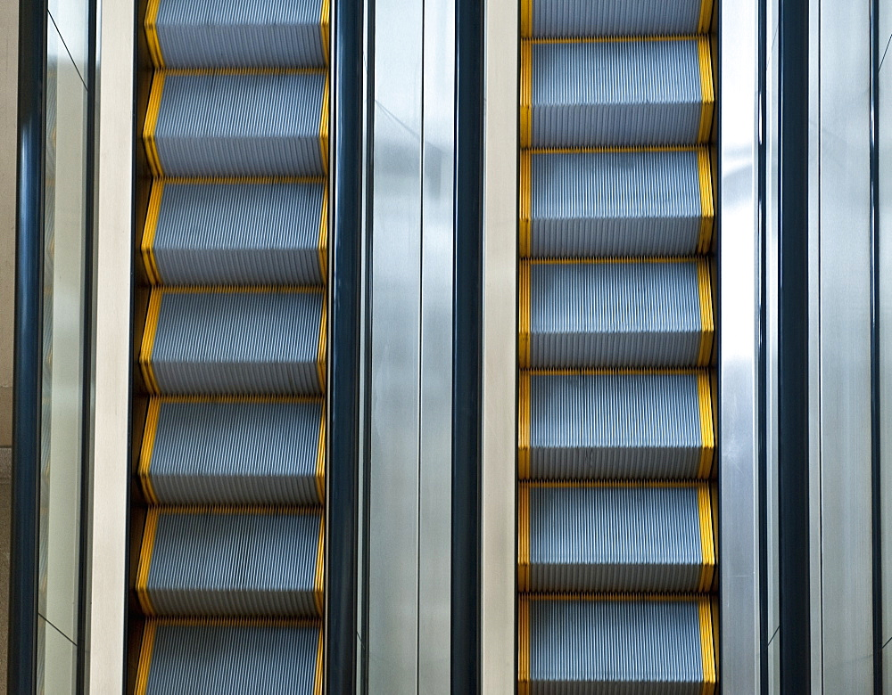 Escalators, Phoenix, Arizona, United States of America