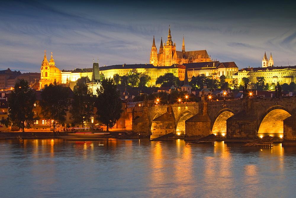 Old World City, Prague, Czech Republic
