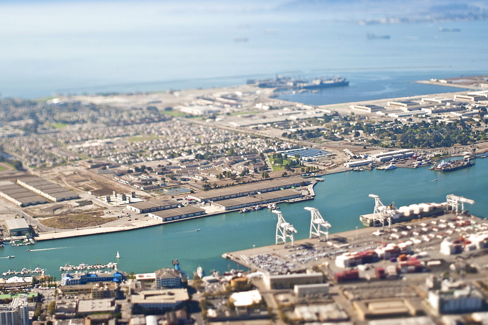 Port of Oakland, San Francisco, California, United States of America