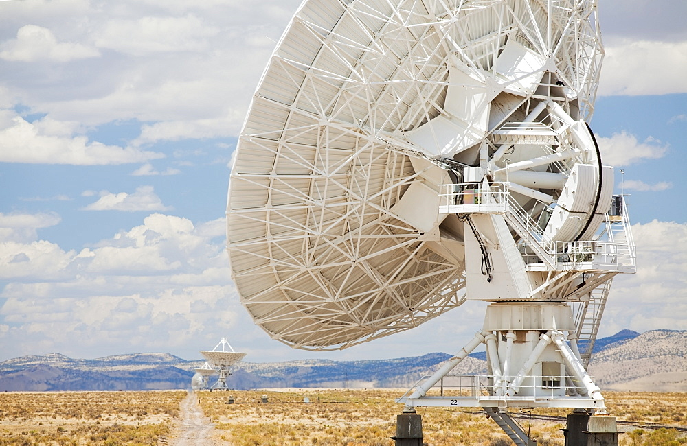 Very Large Array Antenna, Magdalena, New Mexico, United States of America - 1174-5521
