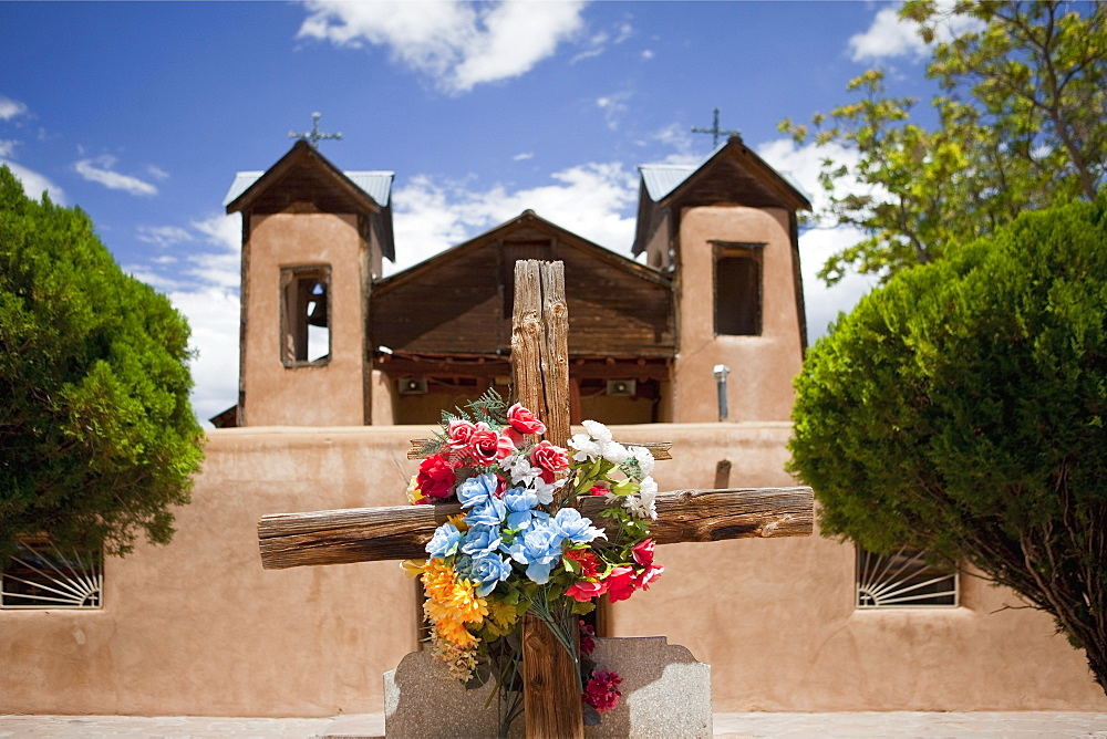 El Santuario de Chimayo, Chimayo, New Mexico, United States of America