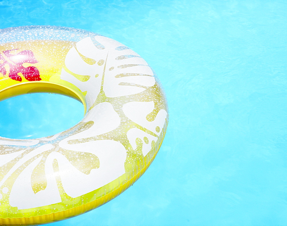 Pool Float, Lynn Haven, Florida, United States of America